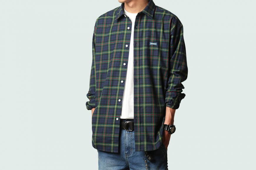 B-SIDE 36(三)發售 19 SS Old Fashion Checked Shirts (2)