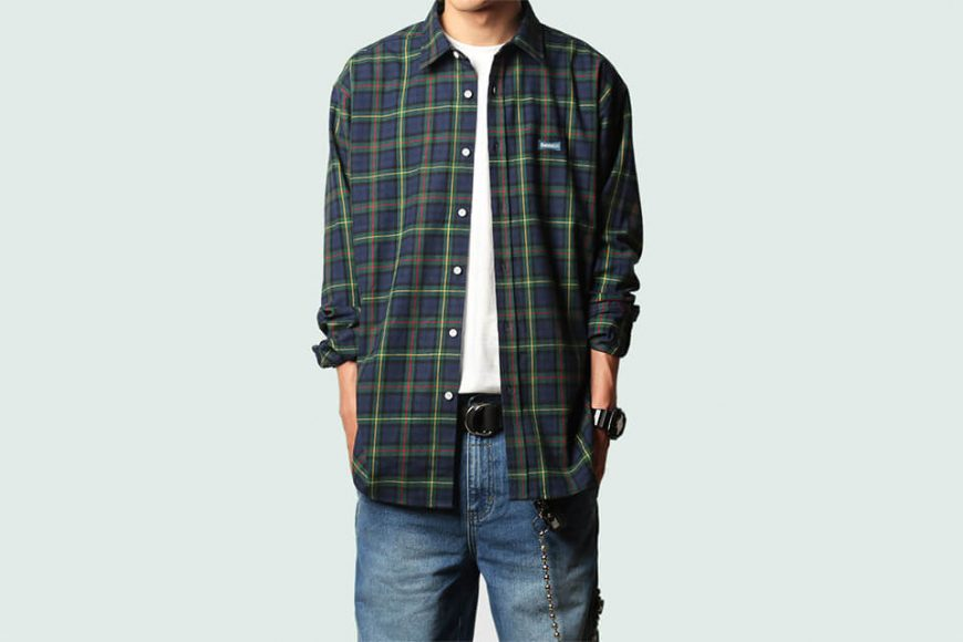 B-SIDE 36(三)發售 19 SS Old Fashion Checked Shirts (3)