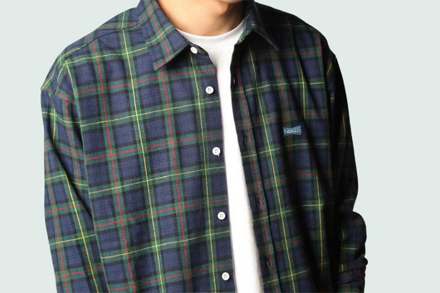 B-SIDE 36(三)發售 19 SS Old Fashion Checked Shirts (4)