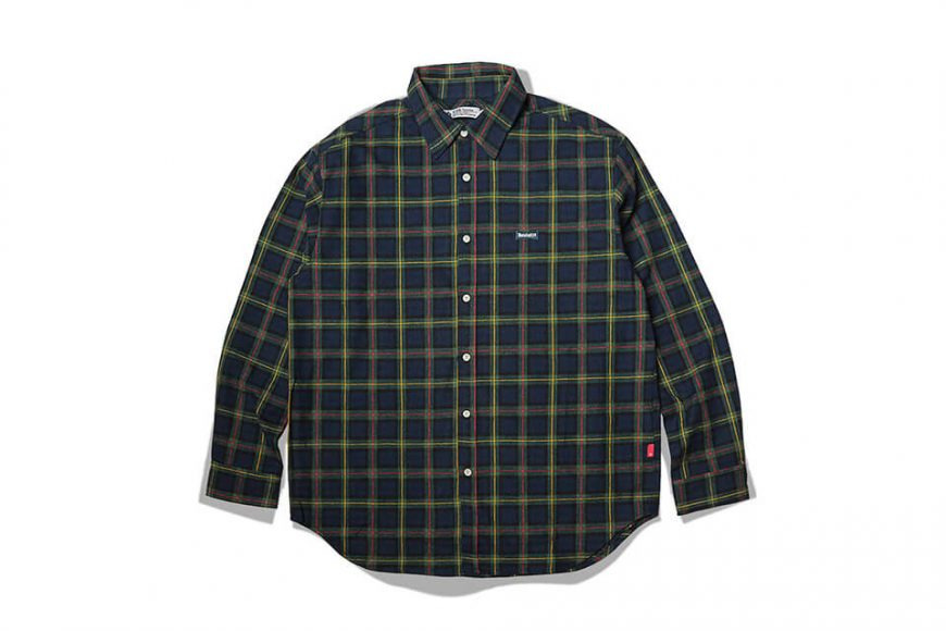 B-SIDE 36(三)發售 19 SS Old Fashion Checked Shirts (5)