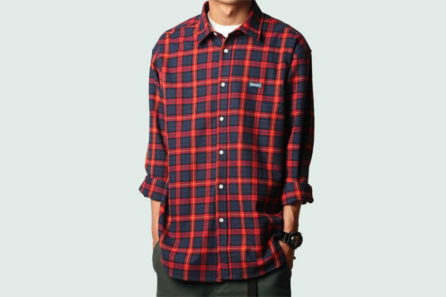 B-SIDE 36(三)發售 19 SS Old Fashion Checked Shirts (8)
