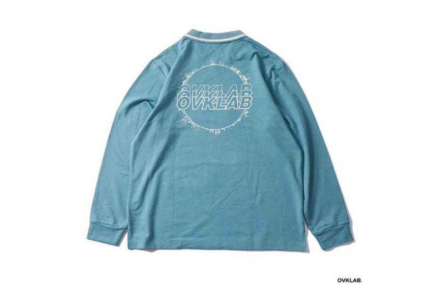 OVKLAB 19 SS V Neck Polo Shirt (3)