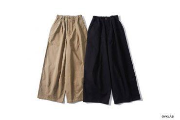 OVKLAB 19 SS Vintage Circus Pants (1)