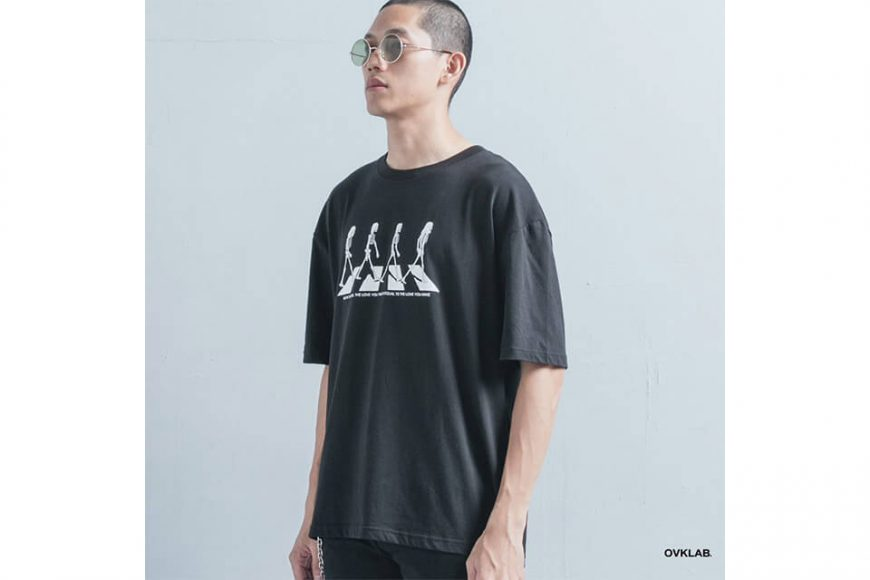 OVKLAB 36(三)發售 18 AW Abbey Road Tee (2)