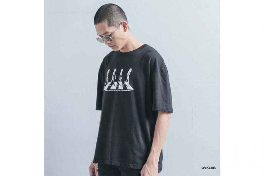 OVKLAB 36(三)發售 18 AW Abbey Road Tee (3)