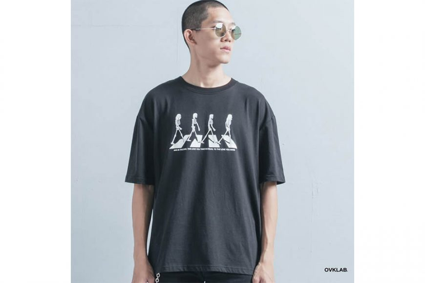 OVKLAB 36(三)發售 18 AW Abbey Road Tee (4)