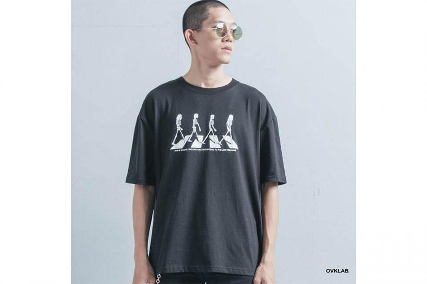 OVKLAB 36(三)發售 18 AW Abbey Road Tee (4)