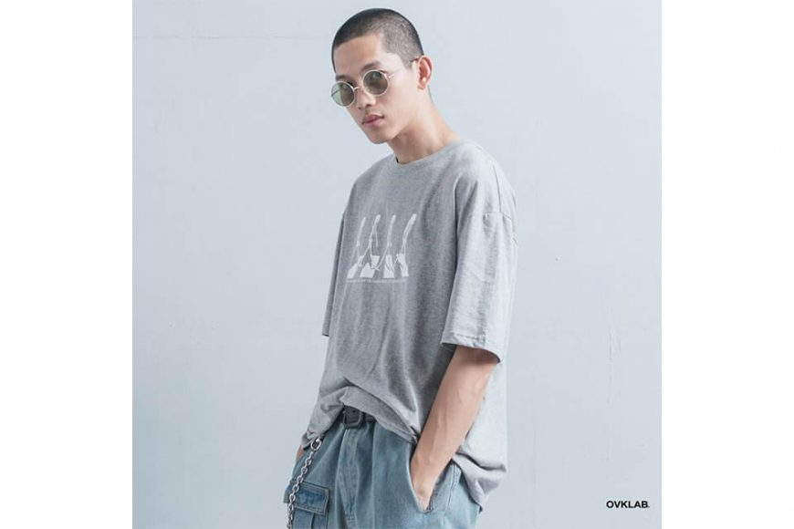 OVKLAB 36(三)發售 18 AW Abbey Road Tee (8)