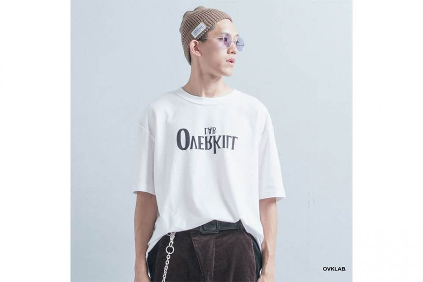 OVKLAB 36(三)發售 18 AW Revolt Tee (7)