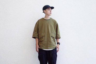 TMCAZ Pocket 34 Sleeve Tee (0)