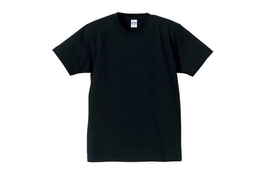 United Athle 4252-01 7.1oz 頂級重磅厚質T恤 (2)