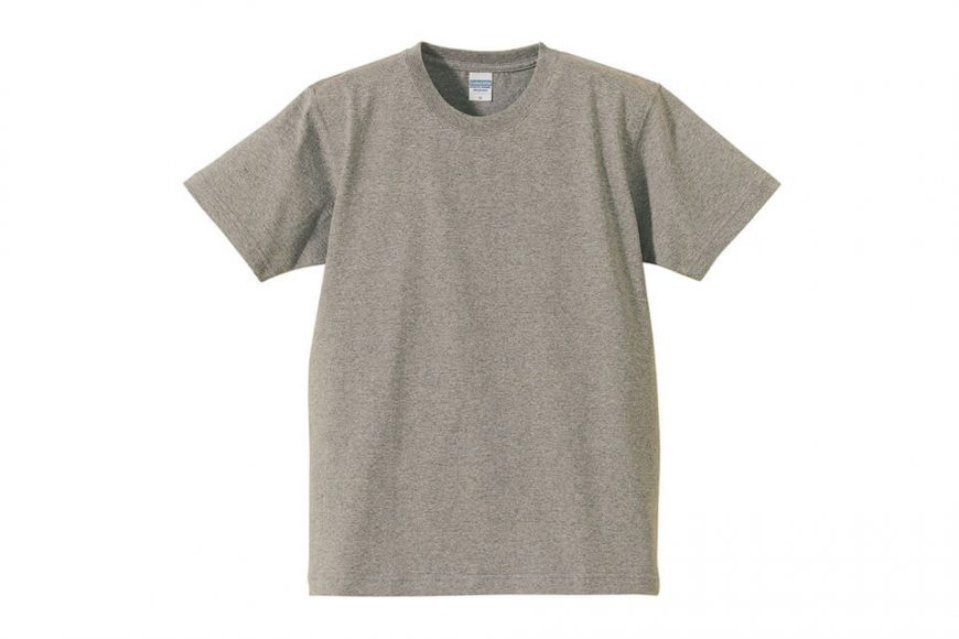 United Athle 4252-01 7.1oz 頂級重磅厚質T恤 (4)
