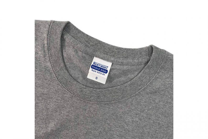 United Athle 4252-01 7.1oz 頂級重磅厚質T恤 (6)
