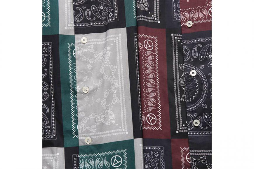 OVKLAB 19 SS Paisley Pattern Shirt (5)