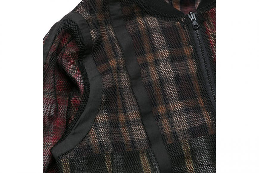 OVKLAB 19 SS Sided Wear Patch Check Jacket (13)