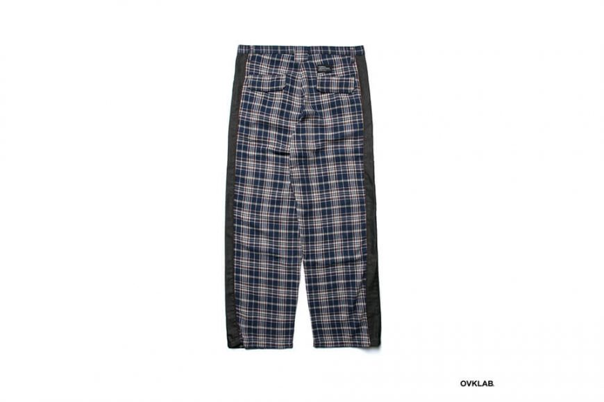 OVKLAB 19 SS Wide Check Pants (3)