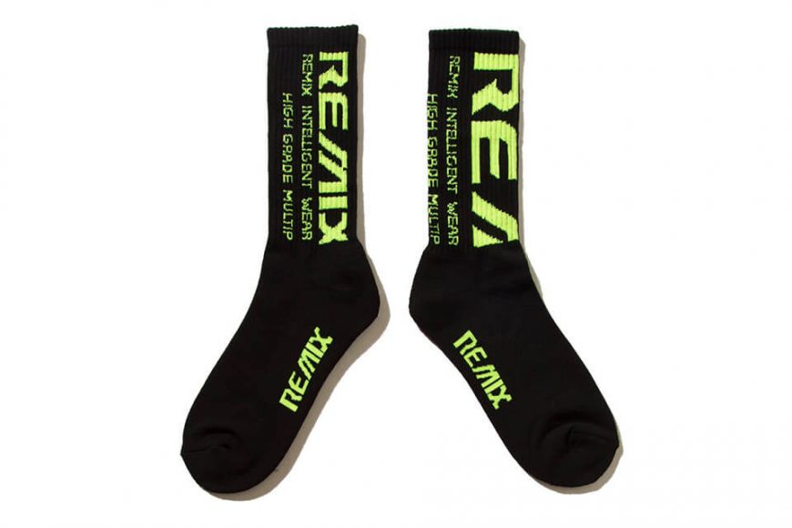 REMIX 413(六)發售 19 SS Bleed Crew Socks (7)