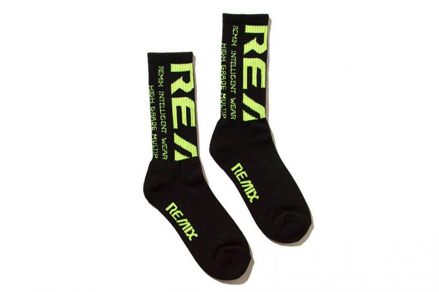 REMIX 413(六)發售 19 SS Bleed Crew Socks (8)