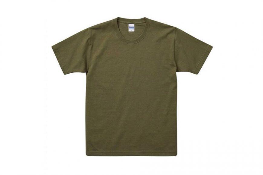United Athle 4252-01 7.1oz 頂級重磅厚質T恤 (3)