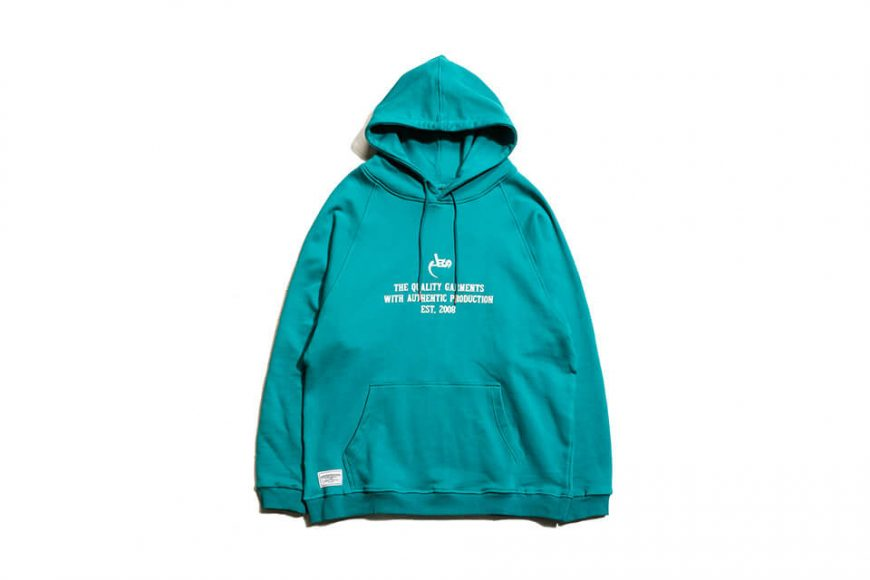 AES 19 SS AES Basic Logo hoodie (4)