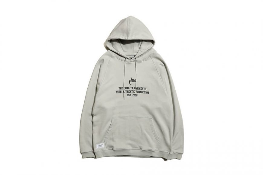 AES 19 SS AES Basic Logo hoodie (5)