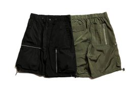 AES 19 SS Aes Military Zip Shorts (3)