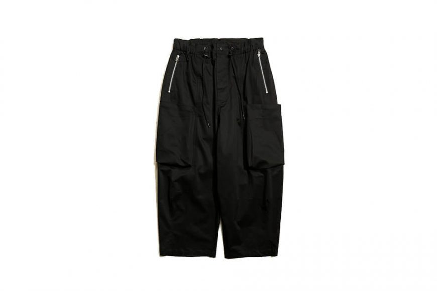 AES 19 SS Wide Leg Cargo Pants (2)