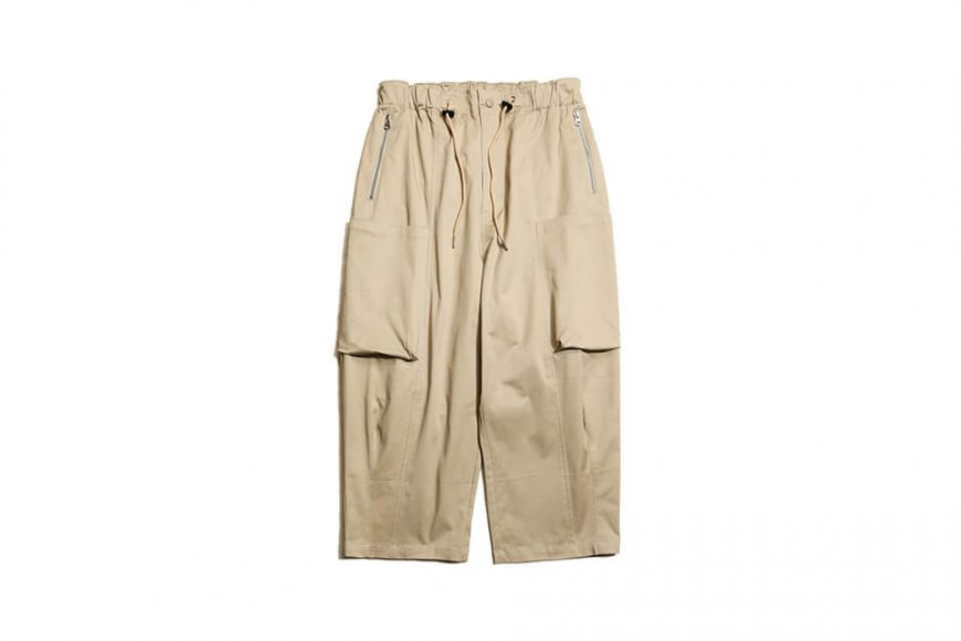 AES 19 SS Wide Leg Cargo Pants (4)