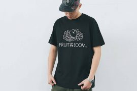 Fruit Of The Loom 19 SS AC-2100-LOGO T (0)