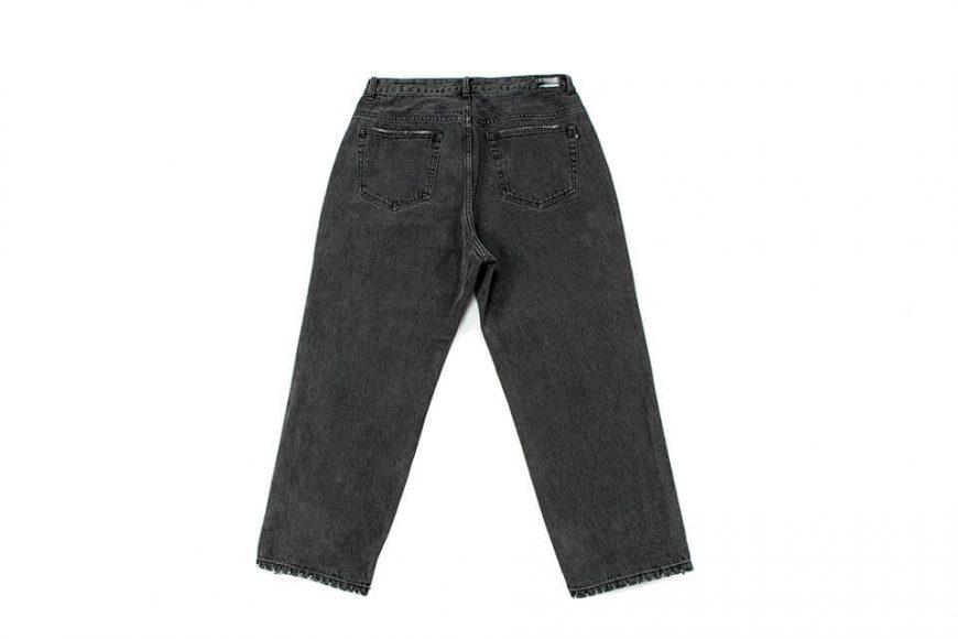 NextMobRiot 511(六)發售 19 SS Washed Denim Over Jeans (8)