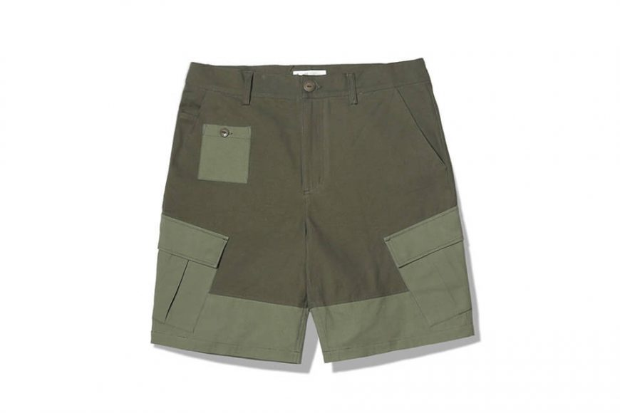 B-SIDE 19 SS 2 Tone M Shorts (13)
