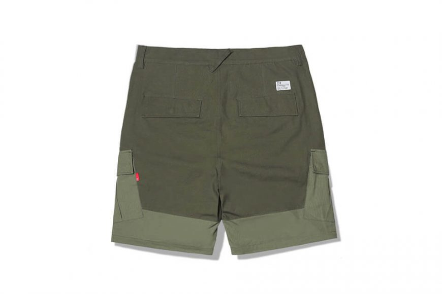 B-SIDE 19 SS 2 Tone M Shorts (14)