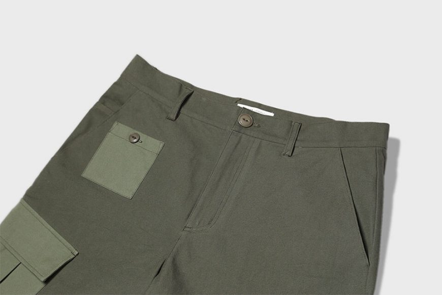 B-SIDE 19 SS 2 Tone M Shorts (15)