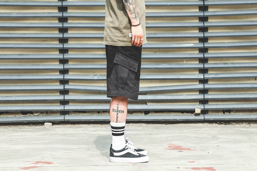 B-SIDE 19 SS 2 Tone M Shorts (3)