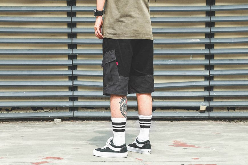 B-SIDE 19 SS 2 Tone M Shorts (4)