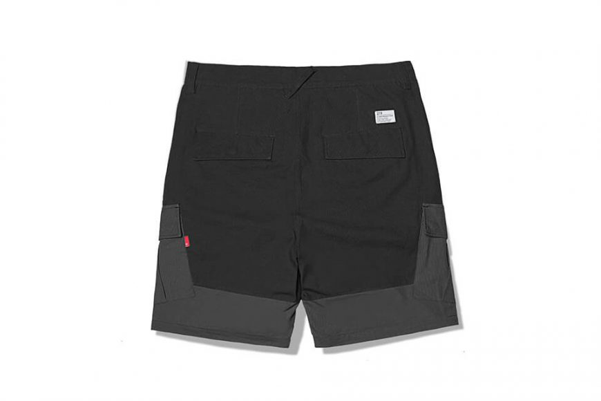 B-SIDE 19 SS 2 Tone M Shorts (9)