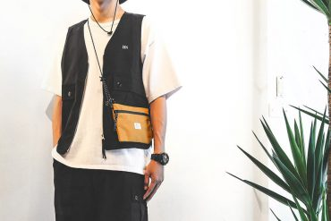 B-SIDE 19 SS 2 Tone Military Vest (1)