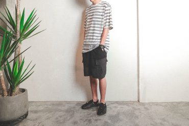 B-SIDE 19 SS Bruch Line Pocket Tee (2)