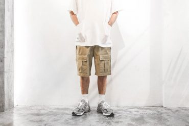 B-SIDE 19 SS Front Pocket Shorts (1)