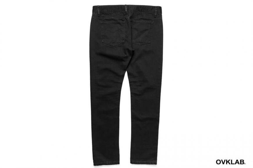 OVKLAB 16 SS Dyed Denim Skinny Jeans (2)