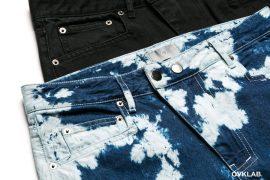 OVKLAB 16 SS Dyed Denim Skinny Jeans (3)