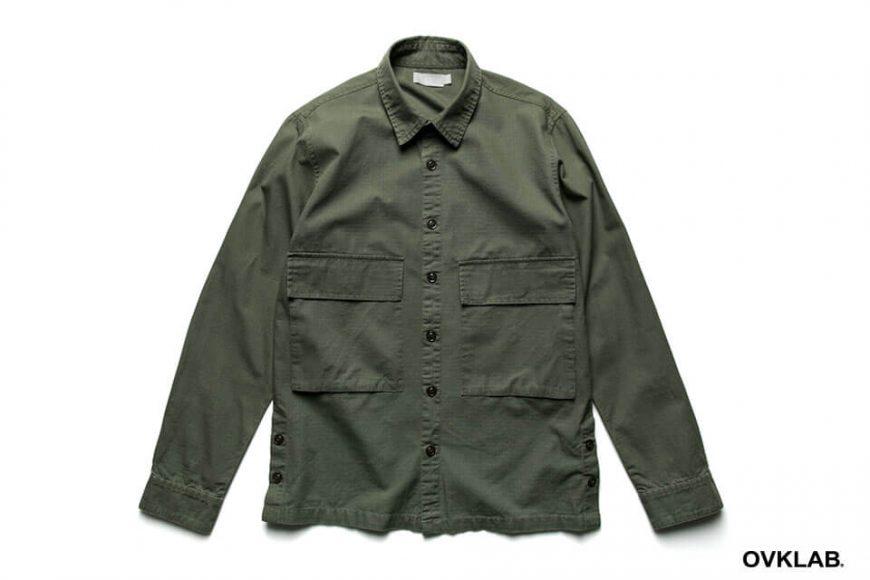 S-1607_Dancing Bear Military Shirt-1