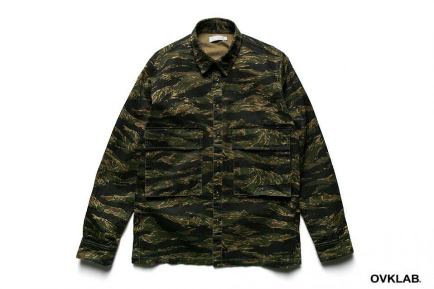 S-1607_Dancing Bear Military Shirt-3