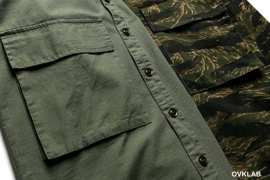 S-1607_Dancing Bear Military Shirt-5