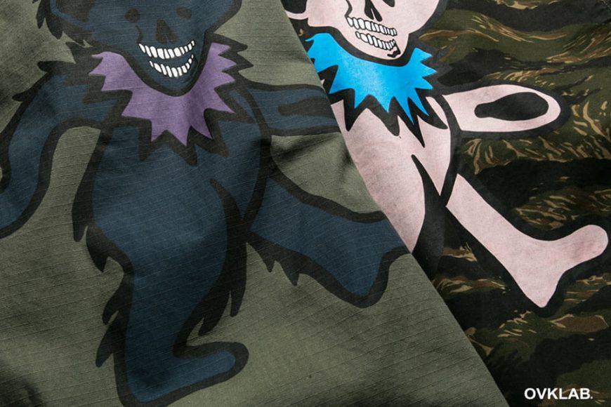 S-1607_Dancing Bear Military Shirt-6