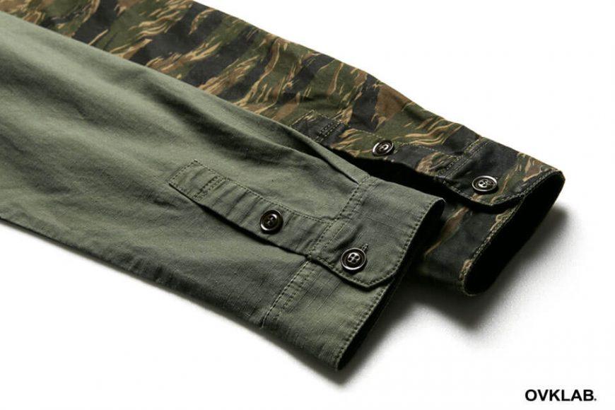S-1607_Dancing Bear Military Shirt-8