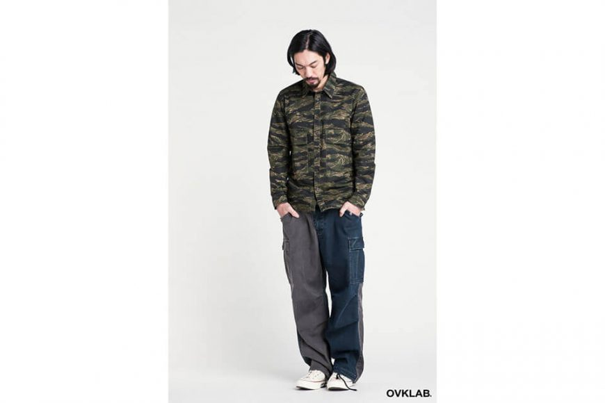 S-1607_Dancing Bear Military Shirt_web_Styling(2016Q1)-1