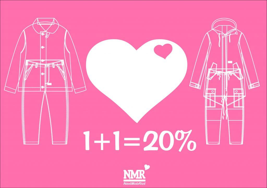NMR「好事成雙」情人節特別活動