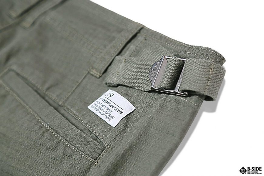 B-SIDE 16 AW Type-B ARMY Trousers (11)