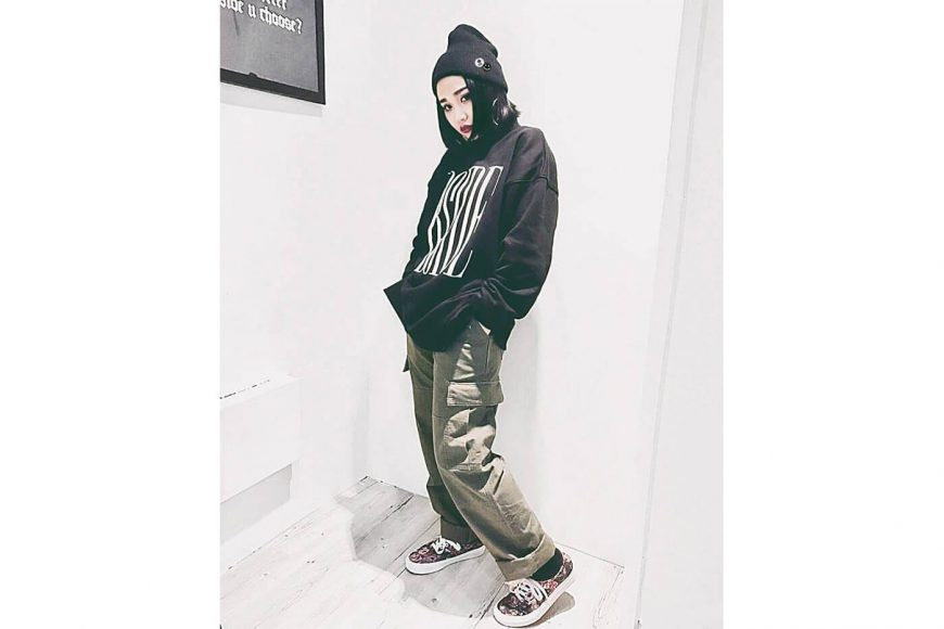 B-SIDE 16 AW Type-B ARMY Trousers (2)